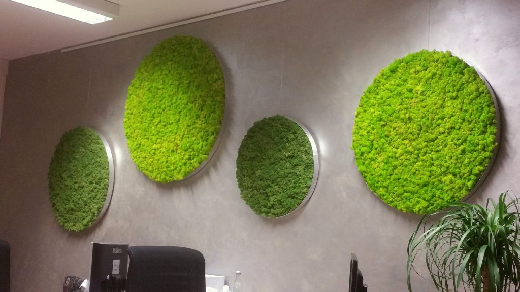 Artificial Green Wall Panel